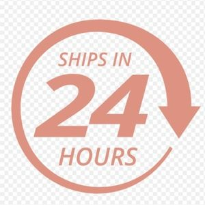 Ships within 24 hours!
